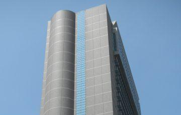 事務所が入居する東京芸術センター