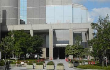 東京芸術センター 入口